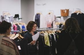 Fashion co-ordinator, Dagmar Green